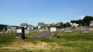 Brubaker Rohrerstown Cemetery north
