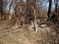 Brubacher - Brubaker cemetery