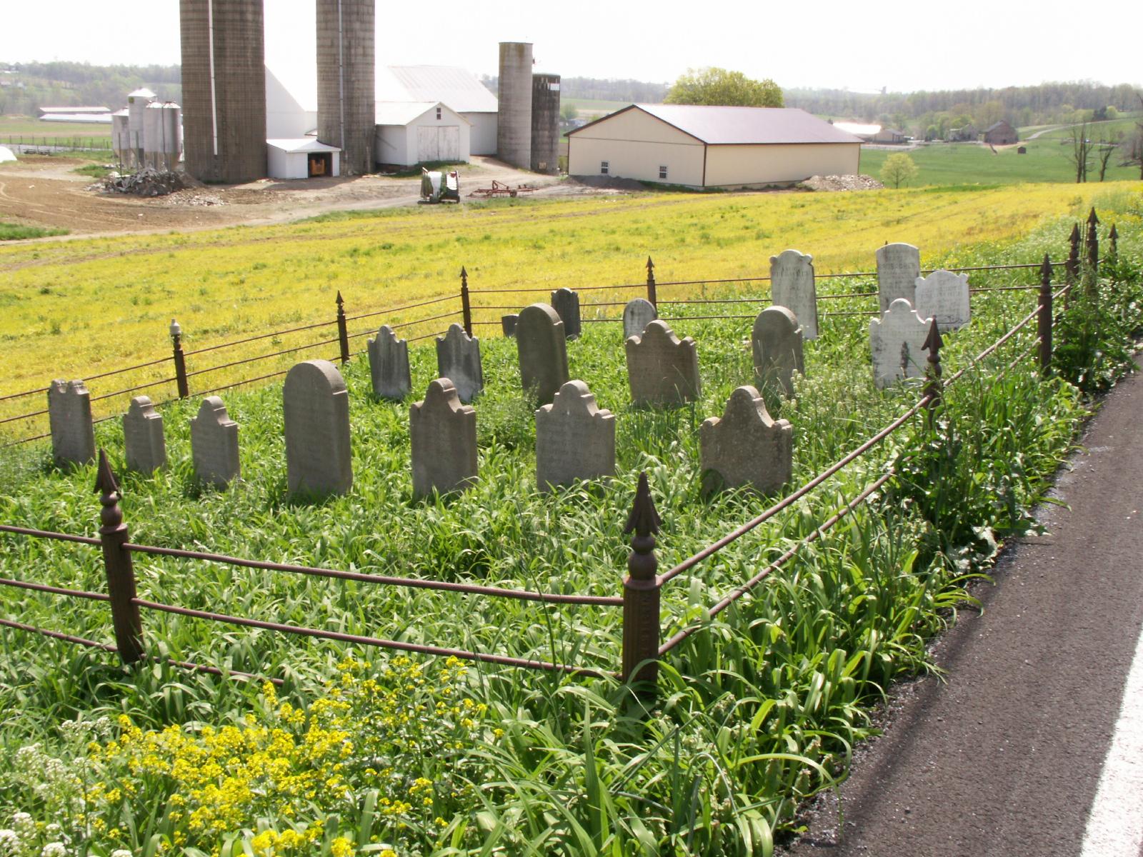 Brubaker - Bar Cemetery 02
