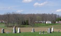 Brubaker cemetery, Ashland, OH