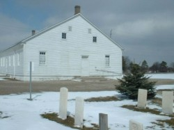 Martin's Mennonite Meetinghouse Cemetery, Waterloo, ON, Canada