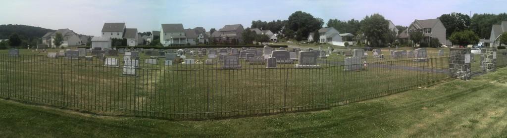 Old Rohrerstown Mennonite Cemetery North