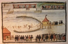 Anabaptists drowned in the River Limmat 1527