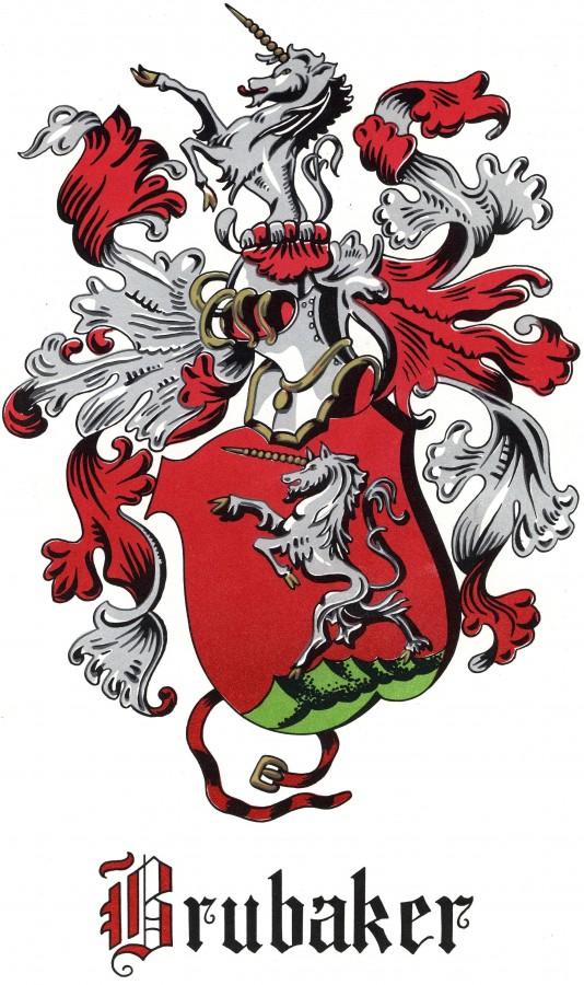 Brubaker Crest