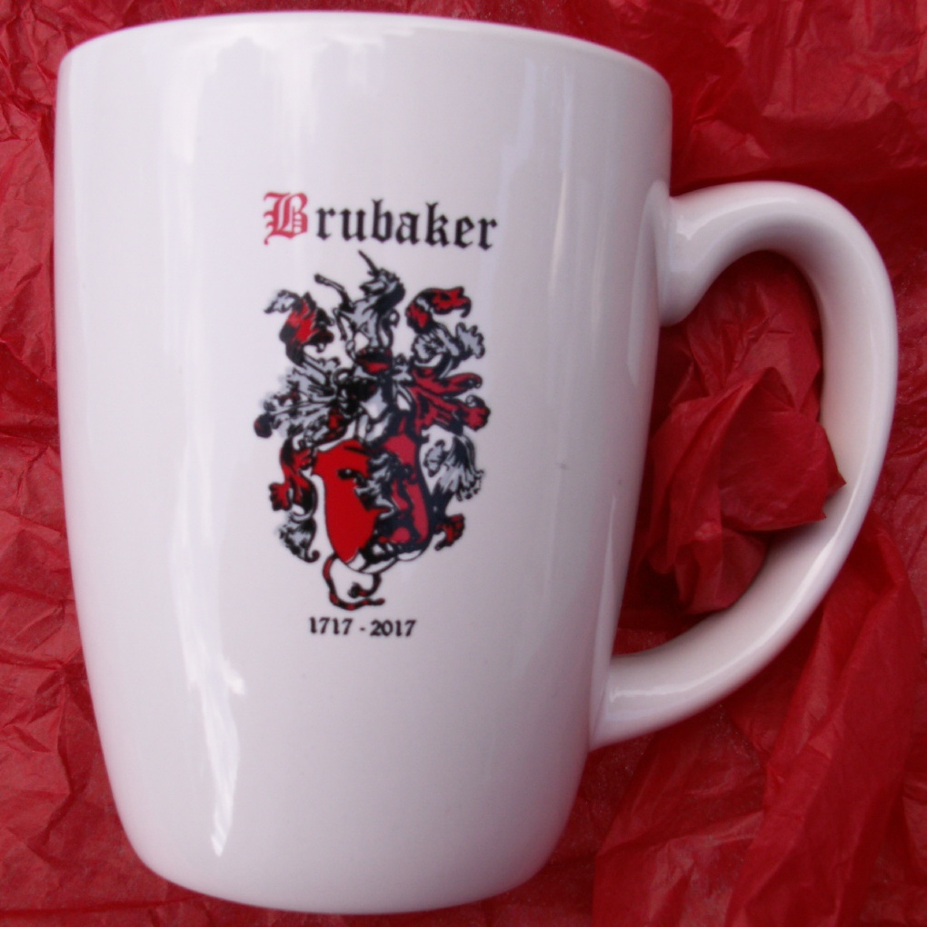 300th Anniversary Commemorative Mug
