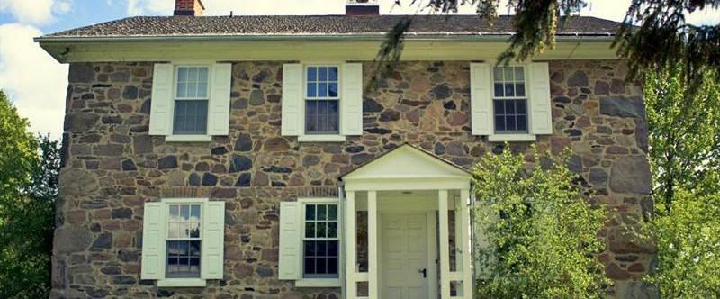 The Brubacher House