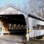 Brubaker Covered Bridge, Preble Co., OH