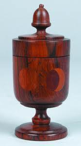 Brubaker saffron cup