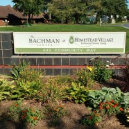 Bachman Hall sign